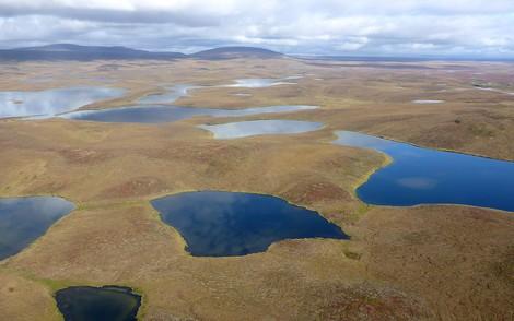 Permafrost: Wehe, wenn es taut
