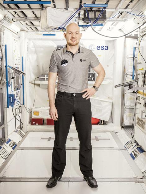 Was Alexander Gerst auf der ISS erlebt hat