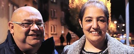 Roma-Frau auf Erfolgskurs