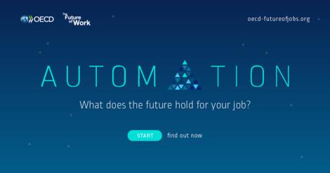 Wie die Zukunft Deines Jobs aussieht: Ein interaktives Tool der OECD