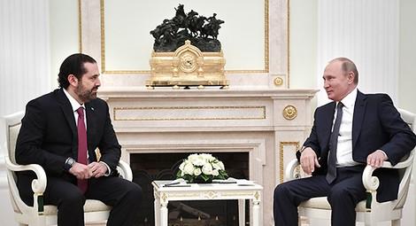 Russland versucht, seinen Einfluss im Libanon zu erhöhen