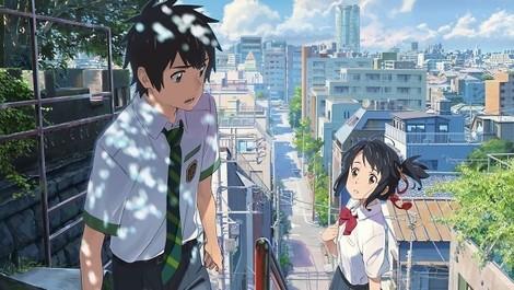 """""""Your Name."""" – der erfolgreichste Anime aller Zeiten – jetzt auch auf Netflix"""