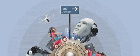 Was ist der Sinn des Lebens, wenn uns Technik die Last der Arbeit erspart?