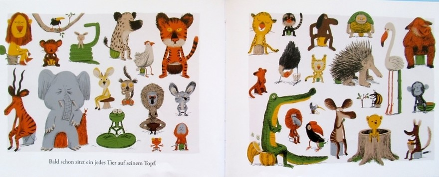Kinderbücher 15: Der Popo von Hippopo