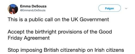 Britisch, Irisch oder beides? – Warum der Brexit das Karfreitagsabkommen killt
