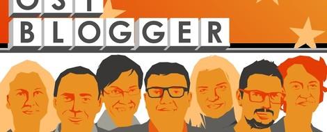 Ostblogger: Pressefreiheit im Osten Europas - Journalisten vor Ort