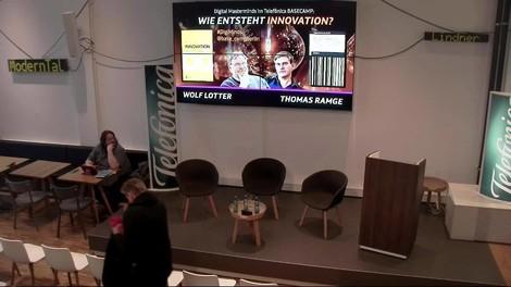 Digitale Innovationen oder eher Silicon-Valley-Esoterik? @wolflotter und @thomasramge diskutieren