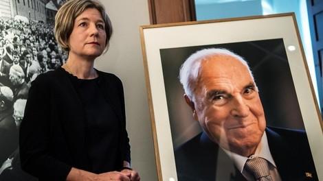 Wie geht es weiter mit dem Nachlass Helmut Kohls? Ein Besuch bei Maike Kohl-Richter in Oggersheim