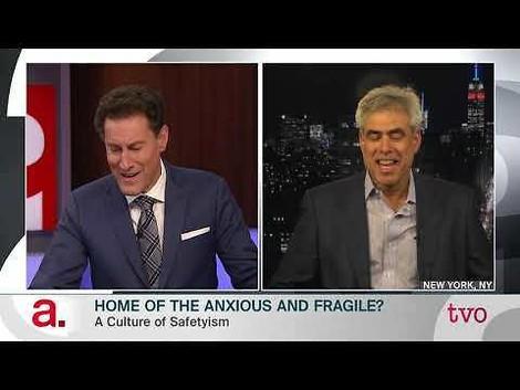 Jonathan Haidt über steigende Mental-Health-Issues durch Social Media