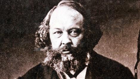 Gegen Staat, Kapital und Marx: der Anarchist Michail Bakunin