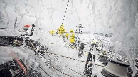 Are you sailing: Das Ocean Race zwischen Naturerlebnis, Hightech, Medien und Geschäft