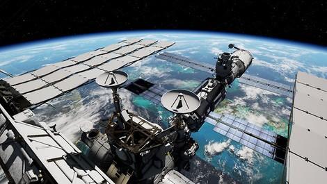 Weltraumtourismus für alle: Entwickler bauen die ISS als Virtual-Reality-Spiel nach