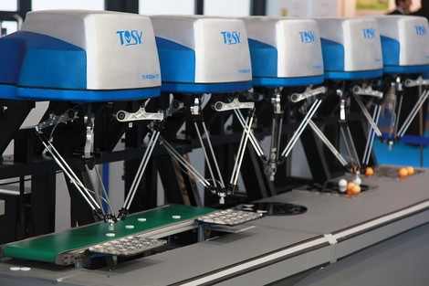 In Deutschland vernichten Roboter keine Jobs