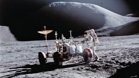 Fotografen im All – das Apollo-Programm in Bildern