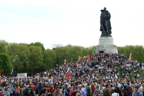 9. Mai 1945 - Aus welchen Gründen er erinnert wird.