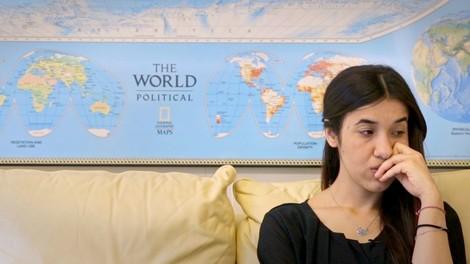 Friedensnobelpreisträgerin im Filmporträt