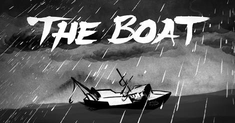 Das Boot – Geschichte einer Flucht über das Südchinesische Meer