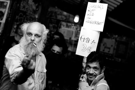 Die Pudel-Chronistin: Fotoschätze aus 20 Jahren Unkultur