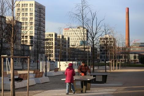 Die angebliche deutsche Immobilienblase