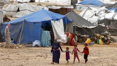 Das Ende des Flüchtlingscamps?