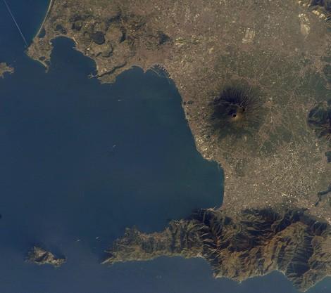 Europas gefährlichster Vulkan wird aktiv - aber braucht wohl noch ein paar Jahrtausende