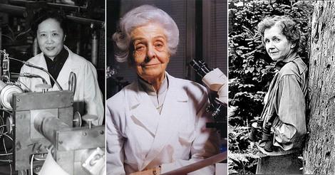 15 Naturwissenschaftlerinnen, die ihr kennen solltet