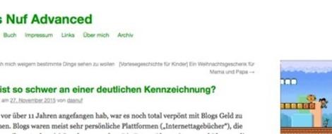 Deutschsprachige Blogosphäre: Einblicke in den Maschinenraum
