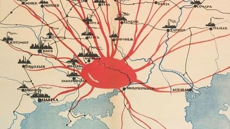 Eine Reise ins Herz der Sowjetunion