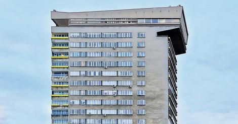 Polen: Eine krasse Architektur als sichtbarstes Zeichen des Wandels