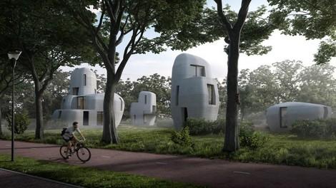 Revolution des Wohnens – erste Siedlung aus 3D-gedruckten Häusern