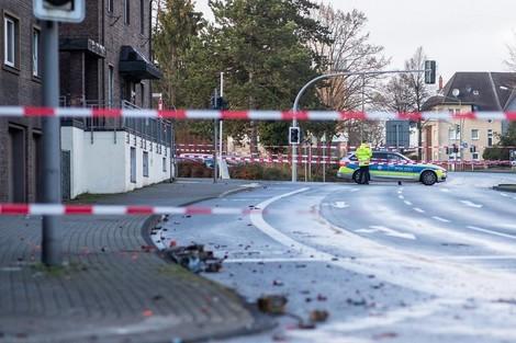 Terror in Bottrop und Gewalt in Amberg: Vergleich der Unvergleichbaren.