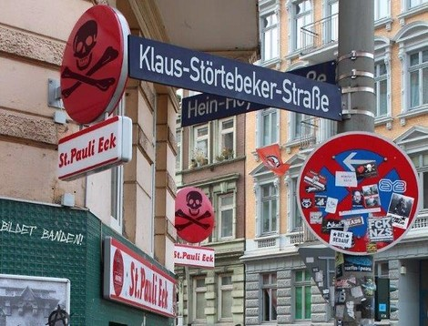 Störtebeker-Straße für St. Pauli