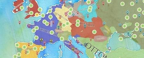 Chronas - Geschichte in Landkarten, Daten, Wikipedia