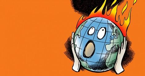 Die sechs Stufen der Klimawandel-Verleugnung