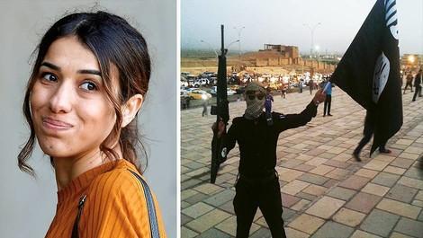"""Nadia Murad entkam dem """"Islamischen Staat"""". Hier ist die Geschichte des Mannes, der sie rettete"""