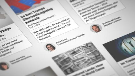 Die besten Texte aus der Neuen Zürcher Zeitung von 2016