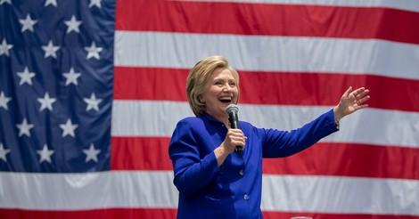 Historischer Moment: Hillary Clinton gewinnt als erste Frau die Nominierung zur Präsidentschaft