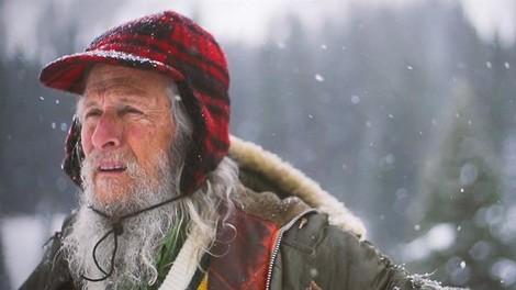 Der Einsiedler, der den Schnee liebt und seit vierzig Jahren Wetterdaten sammelt