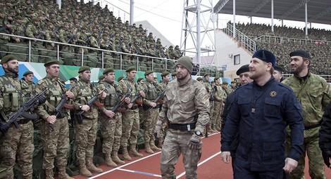 Russland: Kadyrows Kampf gegen Islamisten