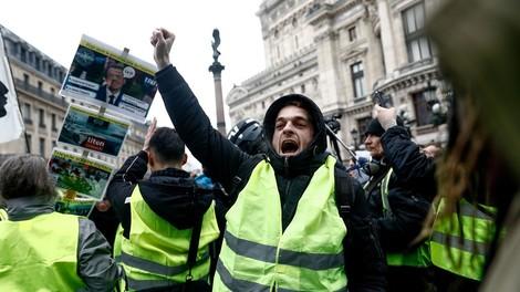"""""""Wegen wem leiden wir?"""" - Schriftsteller Édouard Louis über das wahre Wesen der Gelbwesten"""