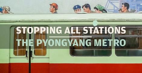 Nächster Halt: Kwangbok Station - Die Metro von Pjöngjang
