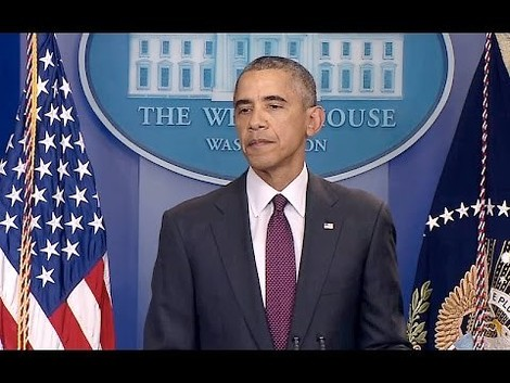 Obamas Rede zum Amoklauf in Oregon