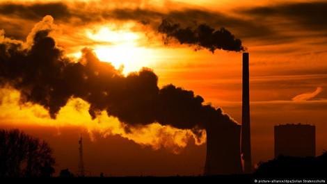 2016: Die deutschen Emissionen steigen wieder