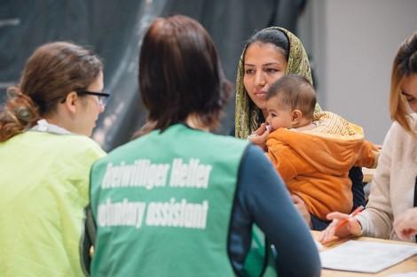 Nach zwei Jahren Flüchtlingshilfe: Eine Bilanz