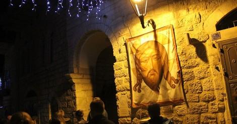 Techno, Trump und Jesu Geburt: Eine weihnachtliche Wanderung durch Jerusalem