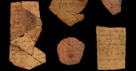 Bitte Wein mitbringen! Uralte Einkaufslisten liefern neue Hinweise zur Entstehungszeit der Bibel