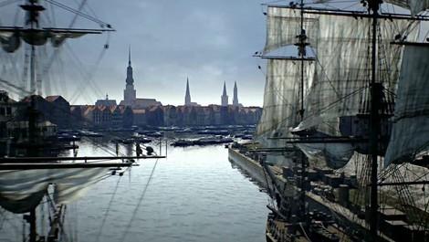 Über 800 Jahre: Die Mammut-Doku über Hamburgs Hafen