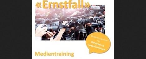 Schweizer Journalisten trainieren Behörden im Umgang mit - Journalisten