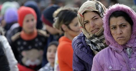Wo Flüchtlinge die größte Chance auf Asyl haben... (Spoiler: Es ist nicht Deutschland)