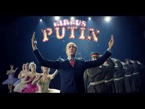 Putin – Putout: Einmischung ist Sünde!